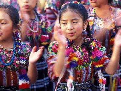 Latin Indigenous Children, istock-641795010